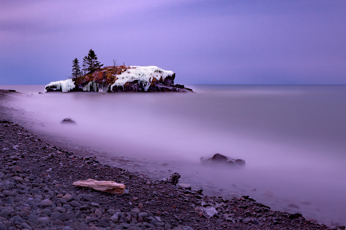 Hollow Rock Winter